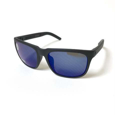 ELECTRIC SUNGLASS KNOXVILLE S MATTE BLACK BLUE