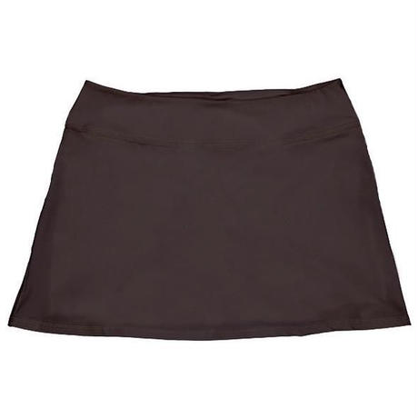 Forey golf CORE Skirt with Attached Sneaky Pocke Short - Nero Black