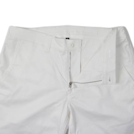 CheckYourHead Golfing Shorts - White