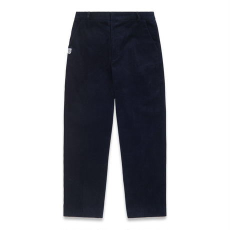 Manors Corduroy Trousers – Navy