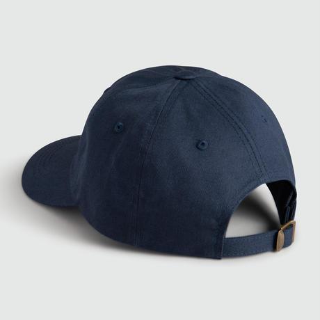 Manors Dad cap - Navy Blue