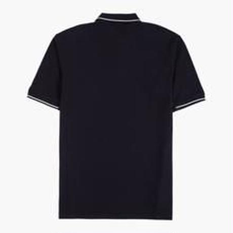 MalbonGolf GRANT POLO Black