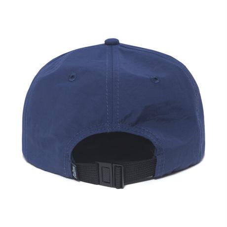 Malbon Packable Players Cap - Navy