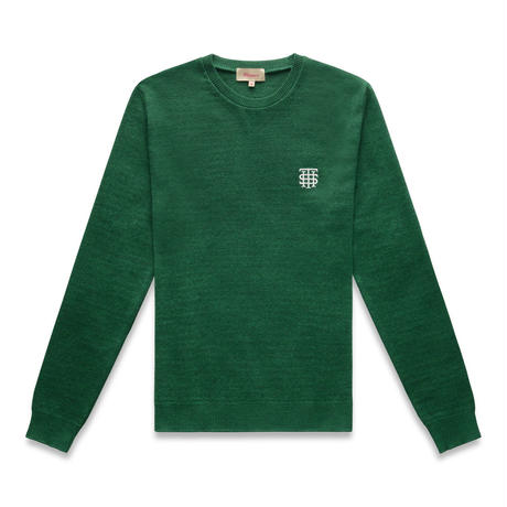 Manors Roundneck Jumper – Green