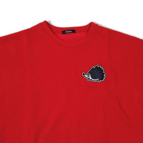 Malbon Wedgehog × Buckets Cooper Sweat Gen2 - Red/Navy