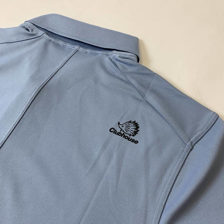 Nike Custom Clubhouse Victorious Polo BlueGrey