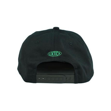 LIXTICK × KING OF DIGGIN' SNAPBACK CAP - Green