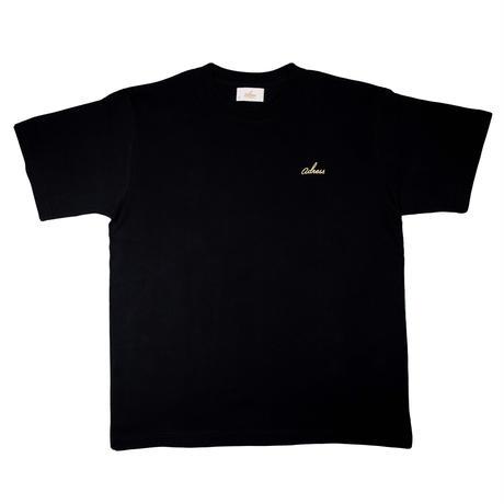 Adress Logo  T-Shirt-Black
