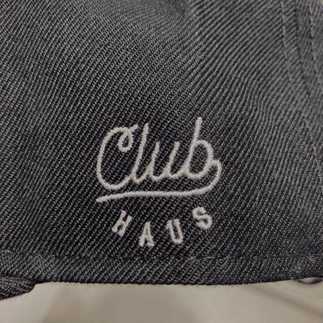 CLUBHAUS CHGS FlatVisor2-Black