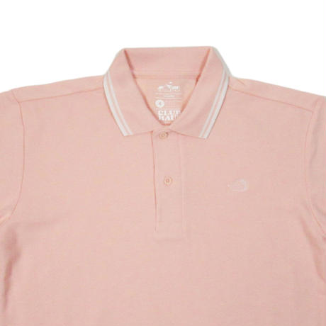 CLUBHAUS WSA  Line Polo - Pink
