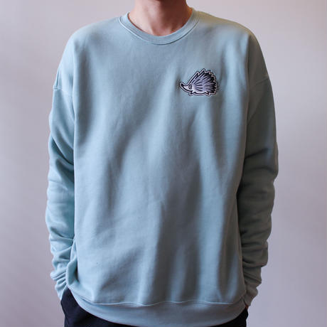 Malbon × Clubhouse  CooperSweat Mint Green