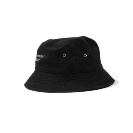 CLUBHAUS WSA Bucket -Black