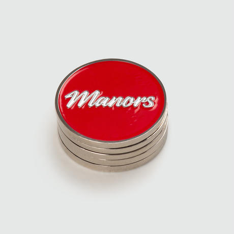 Manors Ball Marker