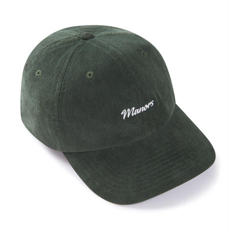 Manors Code Cap - Green