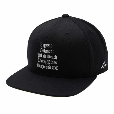 Birds of condor Bushwood CC Hat BLACK