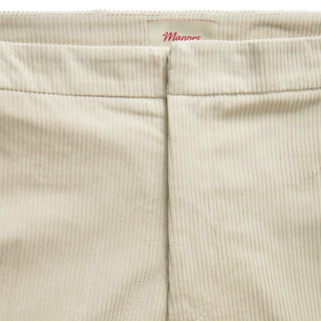 Manors Corduroy Trousers – Stone