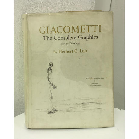 GIACOMETTI  The Complete Graphics and 15 Drawings