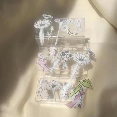 ty tatoo  jewelry set
