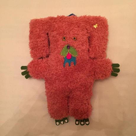 未確認生物 X(エックス)     pink