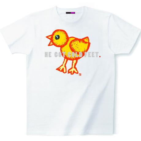 CMYK:LIMITED LINE T 2016 MARCH『CHICKEN?』