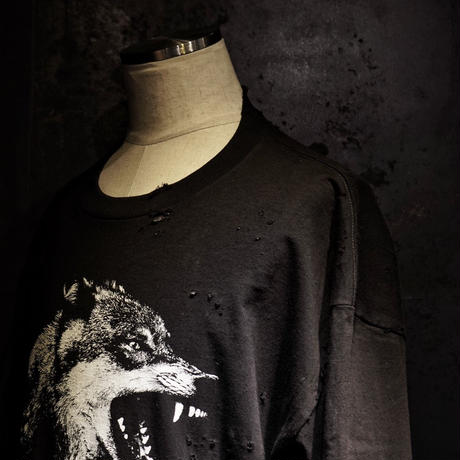 RESURRECTION +  COAST コラボアイテム LAST BARK TEE