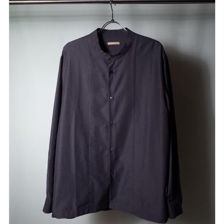 """LAMOND ラモンド """" Band Collar Shirts""""バンドカラーシャツ"""