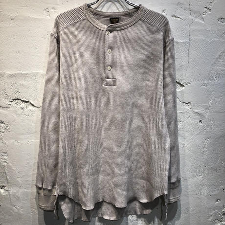 A VONTADE / 26/2 BD Waffle Henly L/S