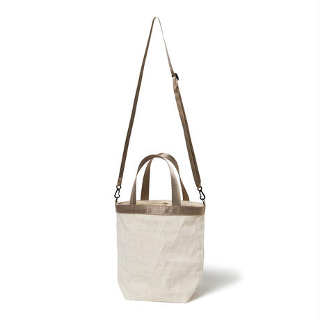 hobo / X-PAC®︎ COTTON CANVAS SHOULDER BAG