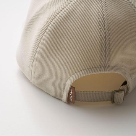 "CURLY カーリー ""CLIFTON 6P CAP ""Plain"""" キャップ"