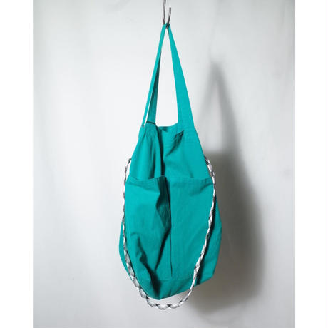 """SUBLIME サブライム """"OVERDYED ECO BAG""""エコバッグ"""
