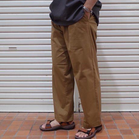 CURLY /ARDWICK WIDE TROUSERS