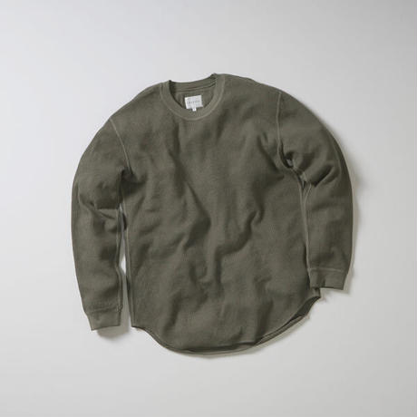 CURLY / CLOUDY L/S TEE