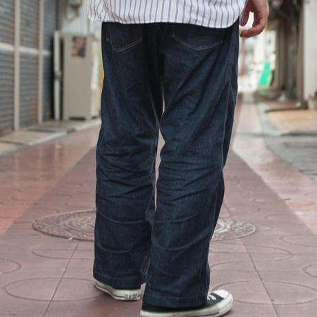 A VONTADE / Denim Mil. Trousers