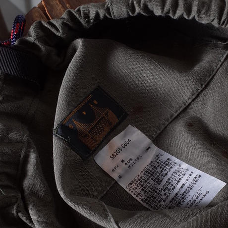 SUBLIME  / REMAKE MILITARY POUCH
