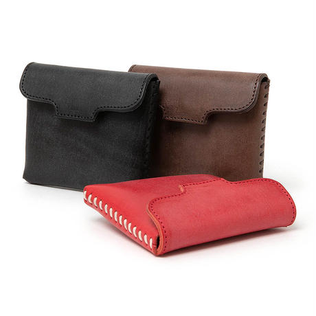 hobo  / OILED COW LEATHER SNAP WALLET