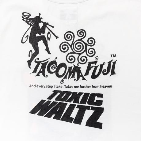 "TACOMA FUJI RECORDS タコマフジレコード ""TOXIC WALTZ Tee designed by Ed Davis"""
