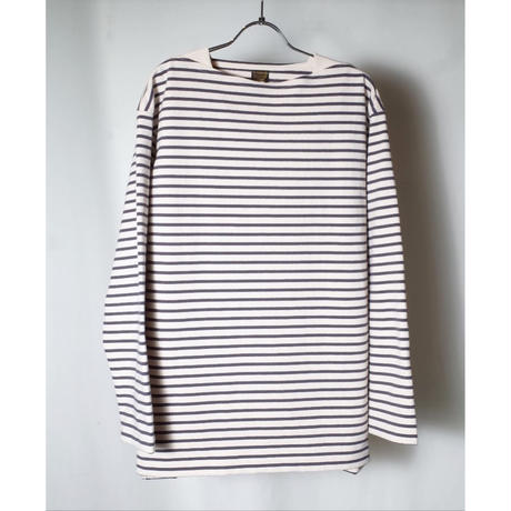 """A VONTADE アボンタージ  """"Basque Border Shirts L/S"""" バスクボーダーシャツ"""