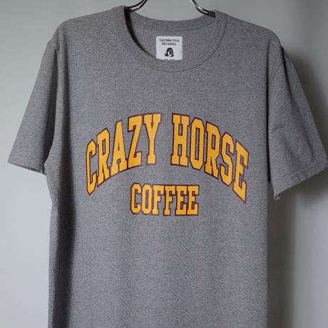 """TACOMA FUJI RECORDS タコマフジレコード """"CRAZY HORSE COFFEE designed by Shuntaro Watanabe"""""""