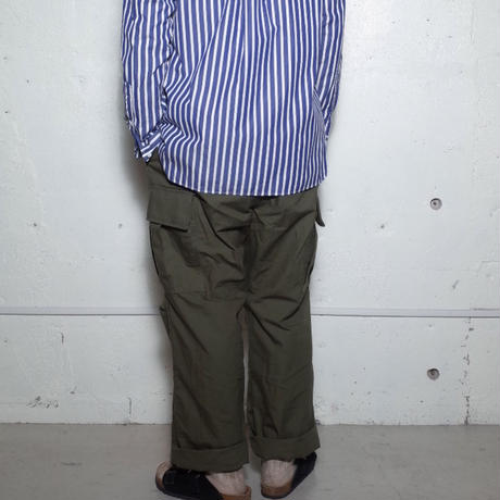 """A VONTADE アボンタージ """"Jungle Fatigue Trousers -Army Ripstop-"""""""