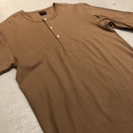 A VONTADE / 1/2 Sleeve Classic Henly Shirts
