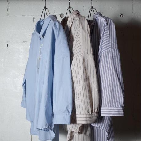 "ORDINARY FITS オーディナリーフィッツ ""BARBER SHIRTS / stripe"" バーバーシャツ"