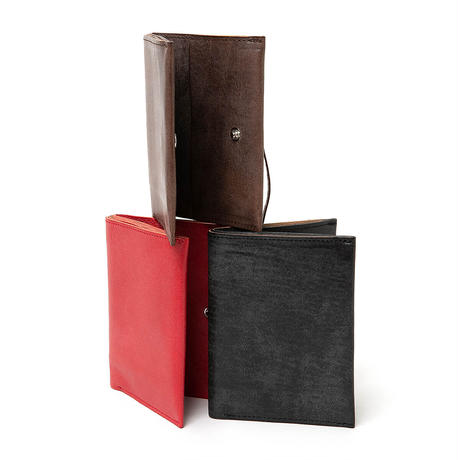 hobo  / OILED COW LEATHER BIFOLD WALLET