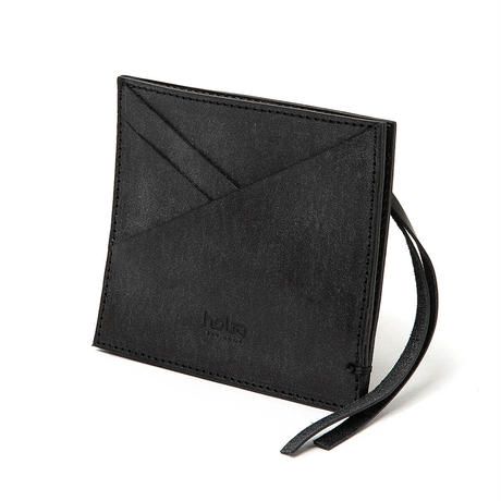 hobo  / OILED COW LEATHER COMPACT WALLET