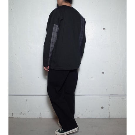 """CURLY カーリー """"ANCOATS L/S TEE"""""""