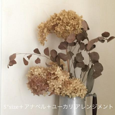 Dried flower's* ノリウツギ /  S*size assort