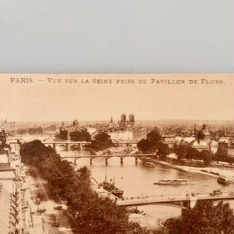 Vintage Photo - Postcard (Photo*Paris / Hungary)