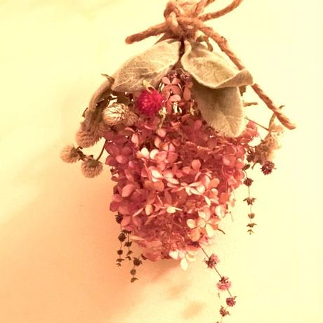 Dried flower's* / Autumn color bouquet:TypeA