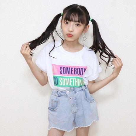 ダブルBoxロゴTシャツ