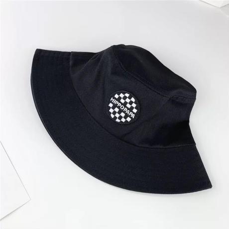 ロゴデザインバケットハット