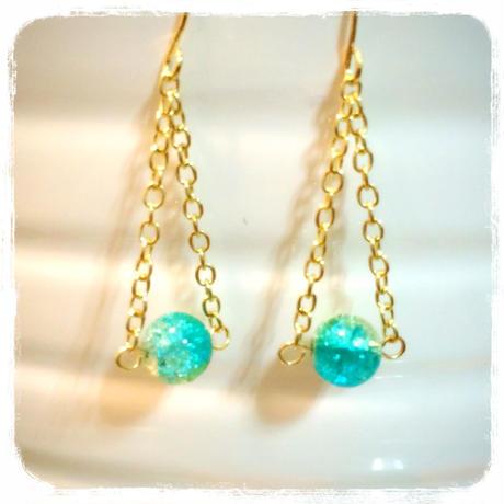 sea blue swing pierce